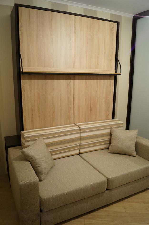 Как из шкафа сделать диван
